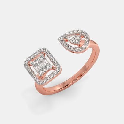 The Felicita Top Open Ring