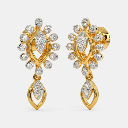 The Azna Drop Earrings