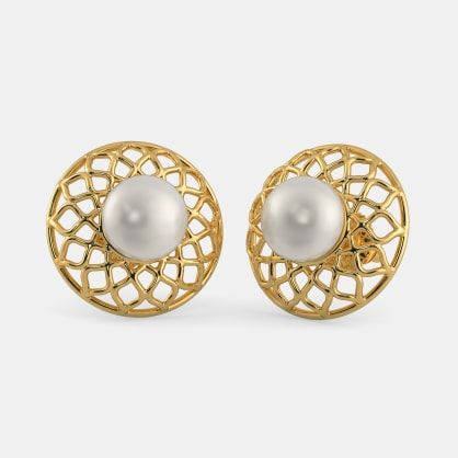 The Mathilda Stud Earrings