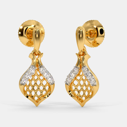 The Saysha Drop Earrings