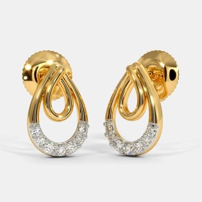 The Zanya Stud Earrings