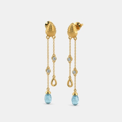 The Bernina Drop Earrings
