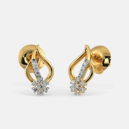 The Chitrita Stud Earrings