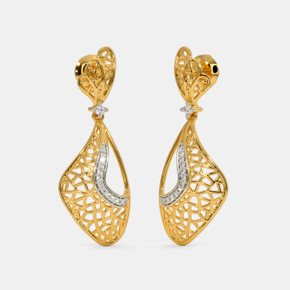 The Mahima Drop Earrings