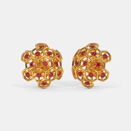 The Rudri Stud Earrings