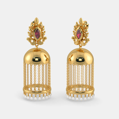 The Kashwini Jhumka