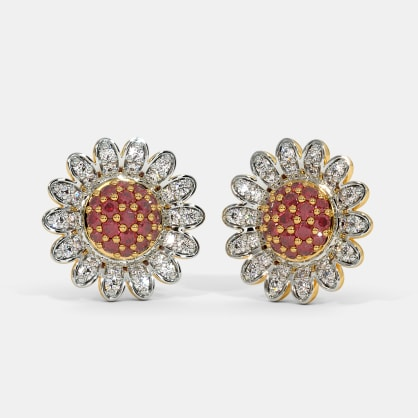 The Diona Stud Earrings