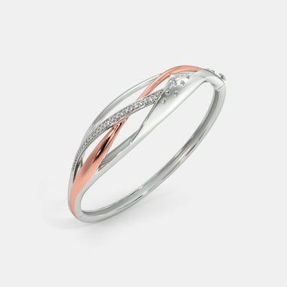 The Audny Oval Bangle