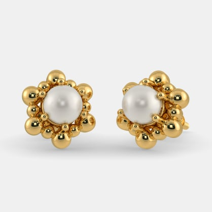 The Adella Stud Earrings