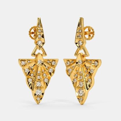 The Tumpai Drop Earrings