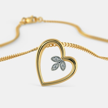 The New Bloom Love Pendant