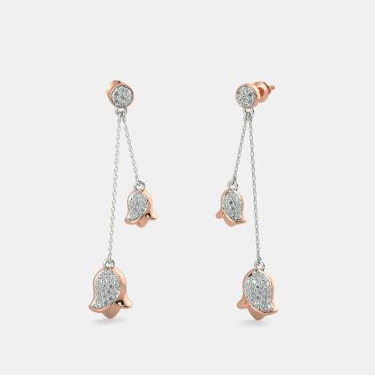 The Pleasant Tulip Drop Earrings