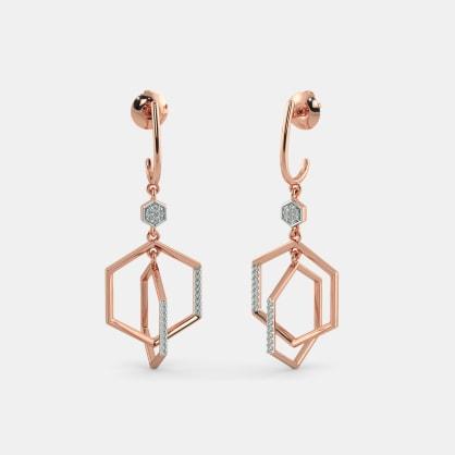 The Eleonora Drop Earrings