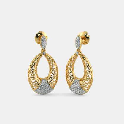 The Dazzler Drop Earrings
