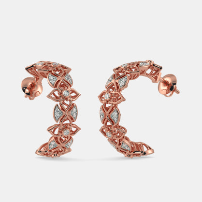 The Eleantor Hoop Earrings