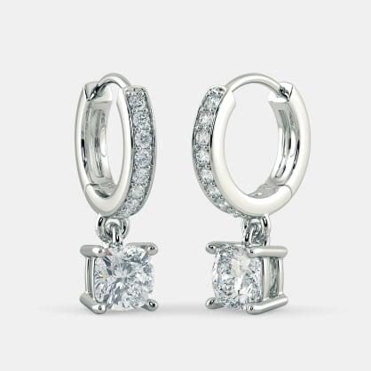 The Personified Extravagance Hoop Earrings Mount