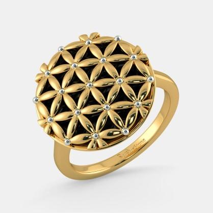 The Floral Lattice Ring