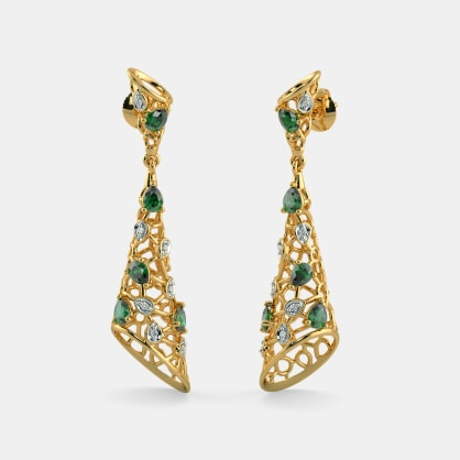 The Triparna Drop Earrings