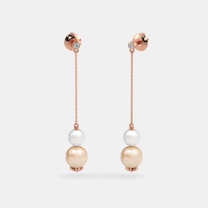 The Pearlina Drop Earrings