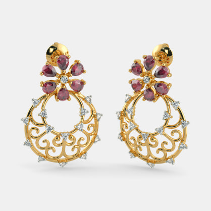 The Naava Drop Earrings
