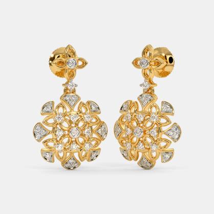 The Uhura Drop Earrings