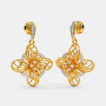 The Adiha Drop Earrings