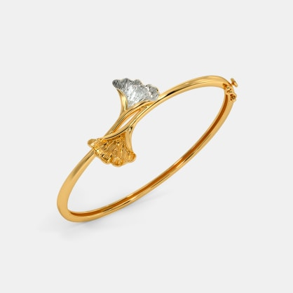 The Gracealice Oval Bangle