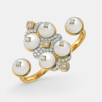 The Maryam Two Finger Ring
