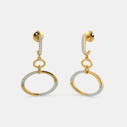 The Ovale Drop Earrings