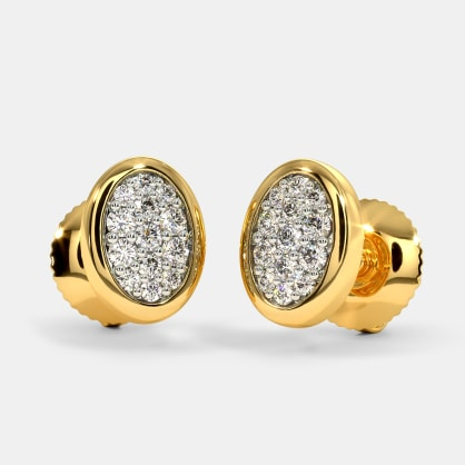 The Latifa Piercing Stud Earrings