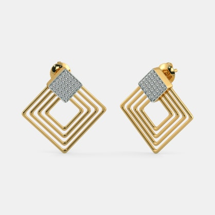 The Quadra Earrings