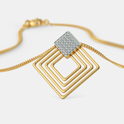 The Quadra Pendant