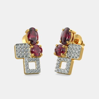The Sarcian Stud Earrings