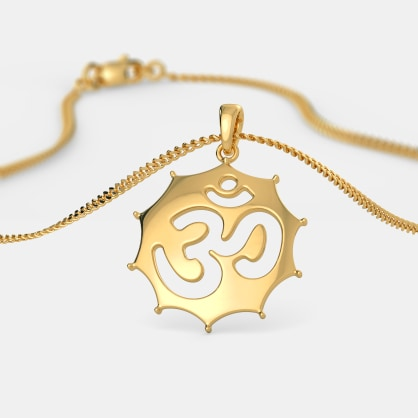 The Aumkara Pendant