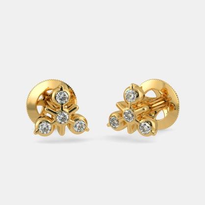 The Panchami Stud Earrings