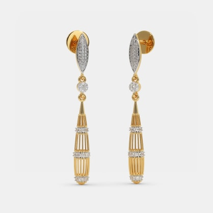 The Zenia Drop Earrings