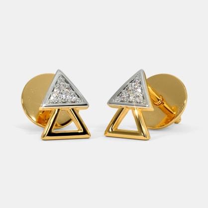 The Viya Stud Earrings For Kids