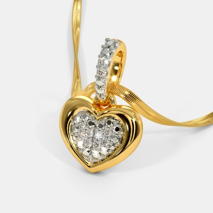 The Lovely Heart Pendant