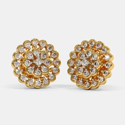 The Circle of Life Stud Earrings