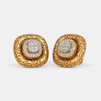 The Atalaya Stud Earrings