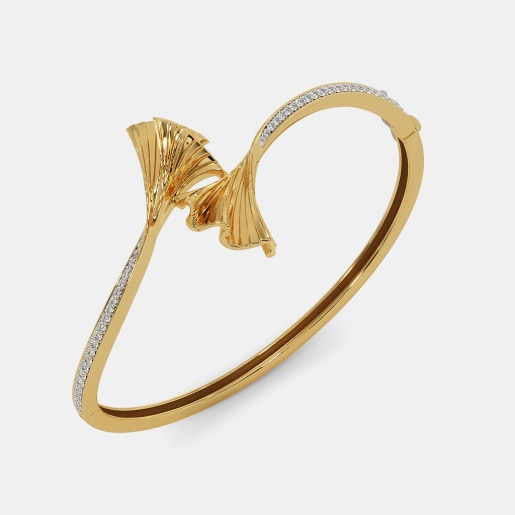 The Tango Oval Bangle