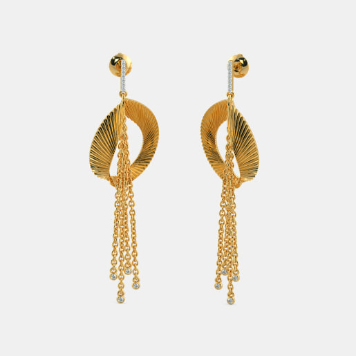 The Enchanting Glam Drop Earrings