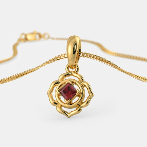 The Root Chakra Pendant