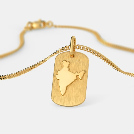 The Shining India Pendant