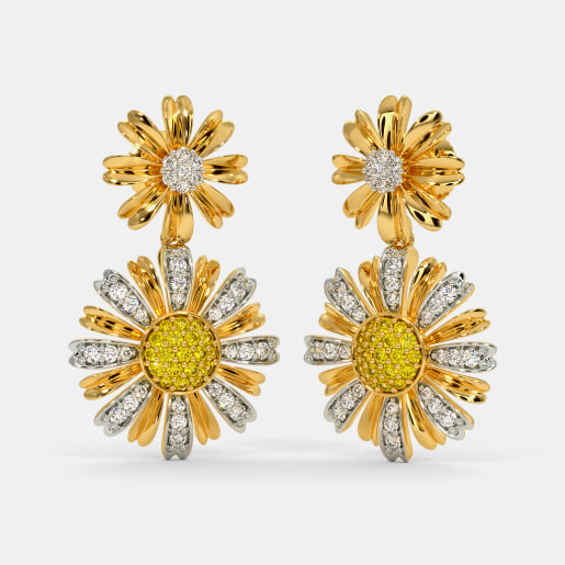 The Nuncio Drop Earrings