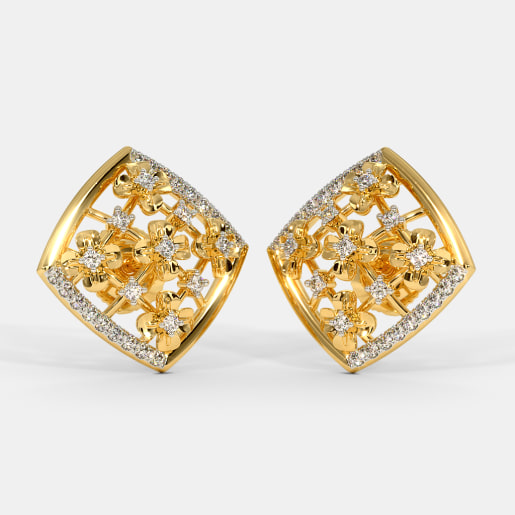 The Amara Stud Earrings