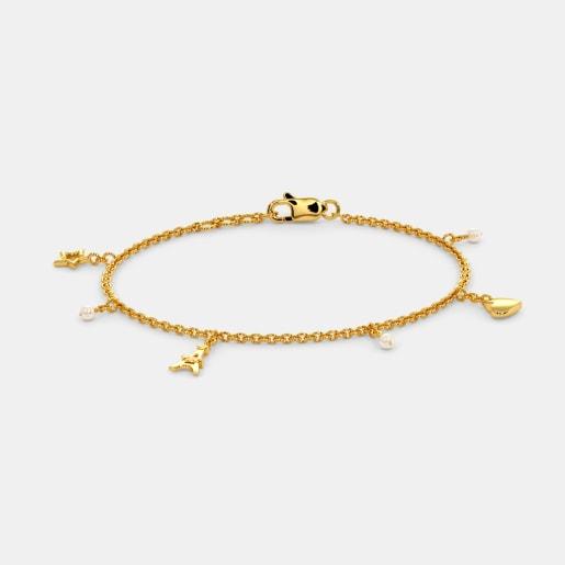 The Eiffel Bracelet
