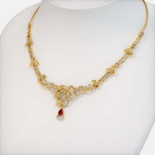 The Rajitha Necklace
