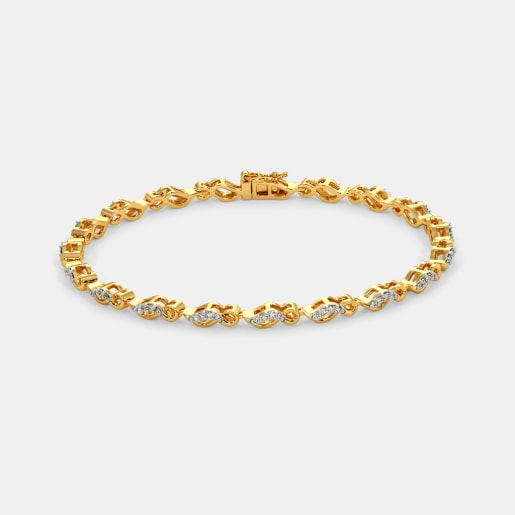 The Ezraya Tennis Bracelet