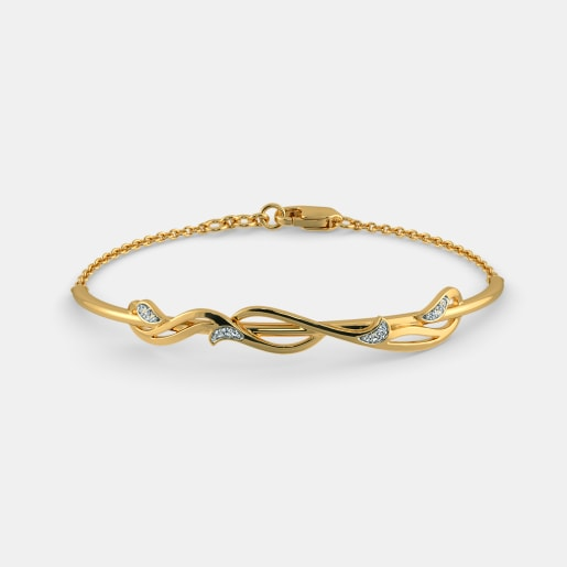 The Ayka Oval Bangle